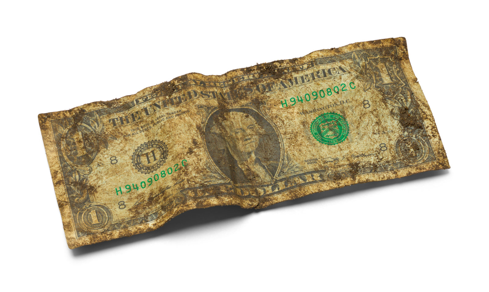 Dirty Money and What God Wants